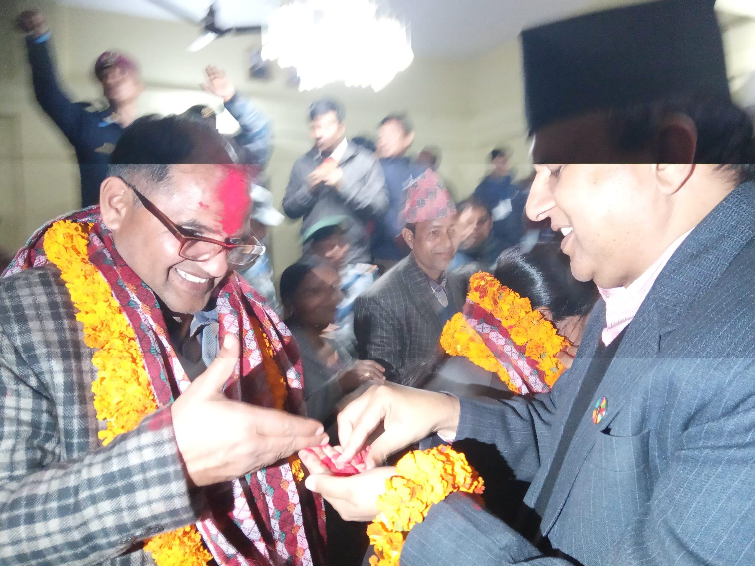 राष्ट्रियसभा सदस्य जगप्रसाद शर्माको यस्तो छ राजनीतिक  यात्रा