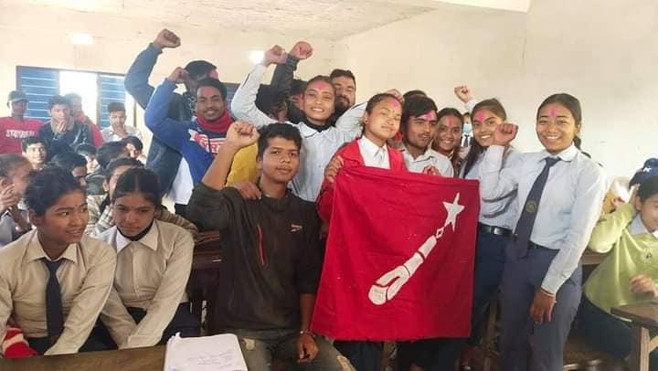 मावि रझेना र भ्यूडहर सुनपुरमा अनेरास्ववियूको भेला